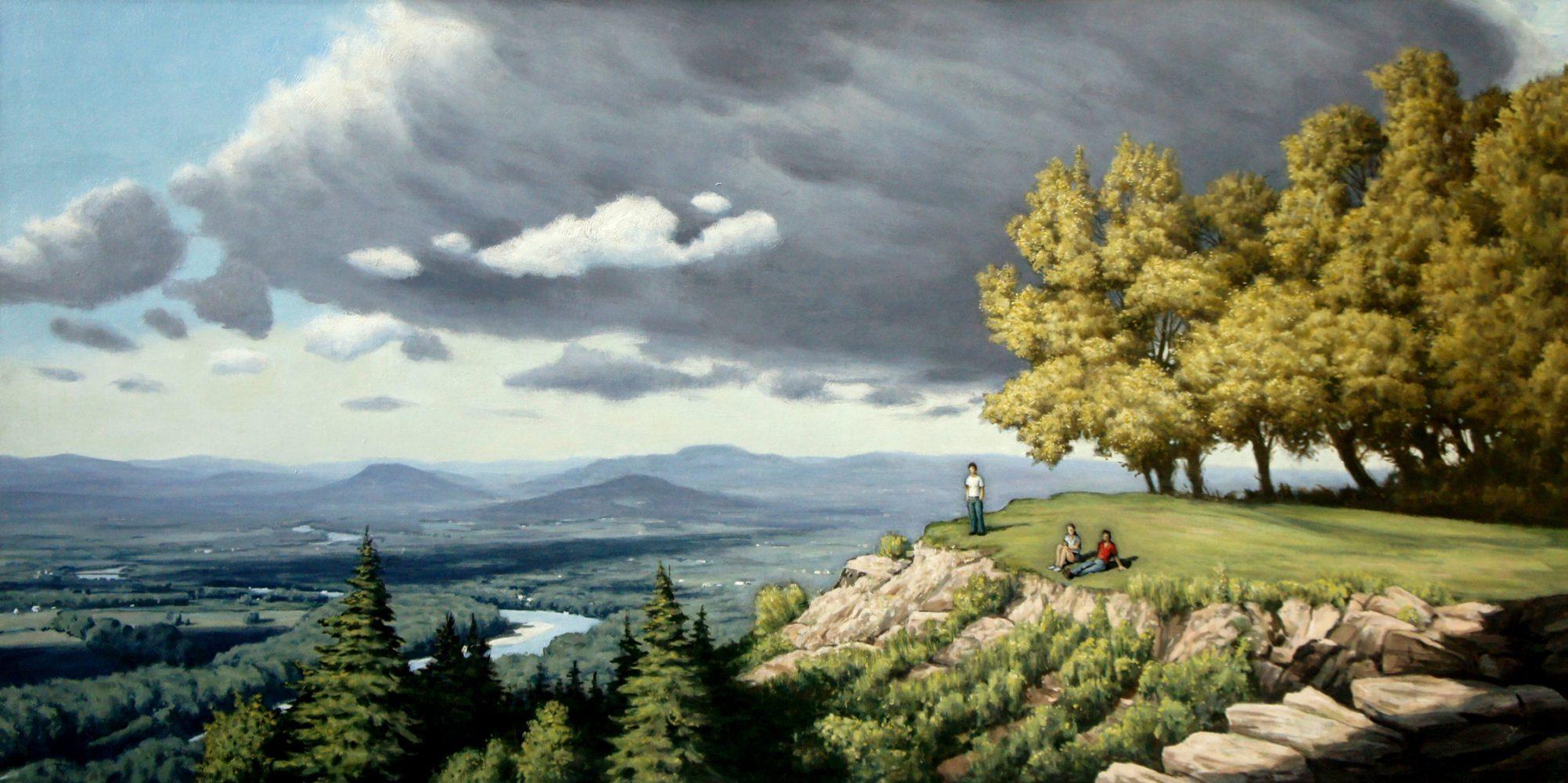 """Views Of The Mt. Holyoke Range"" Exhibit Opening Reception"