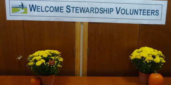 """Annual Volunteer """"Stew Social"""""""