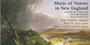 Music of New England concert
