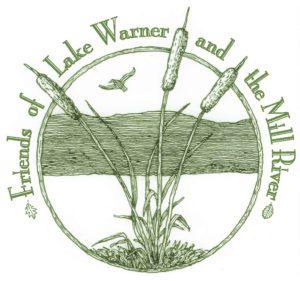 Friends of Lake Warner logo