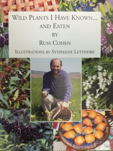 Book Cover Wild Plants Russ Cohen