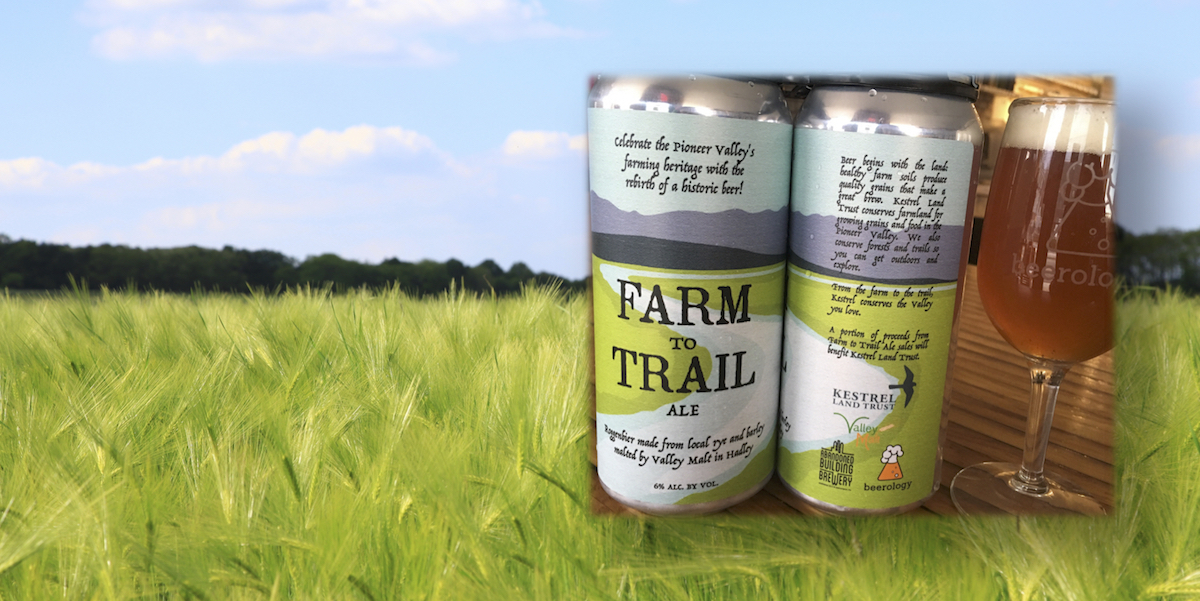 """Farm To Trail Ale"" Local, Historic Craft Beer Available Now"