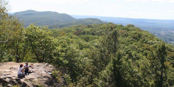 Mount Holyoke Range View
