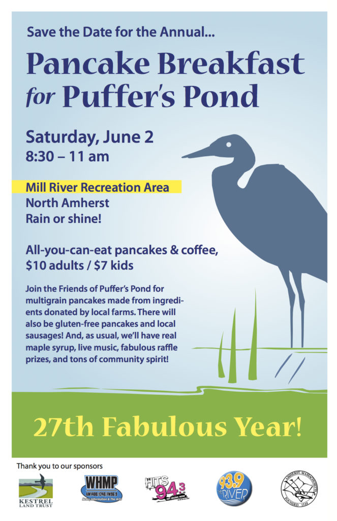 Puffer's Pond Pancake Breakfast