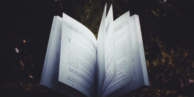 Book Outdoors