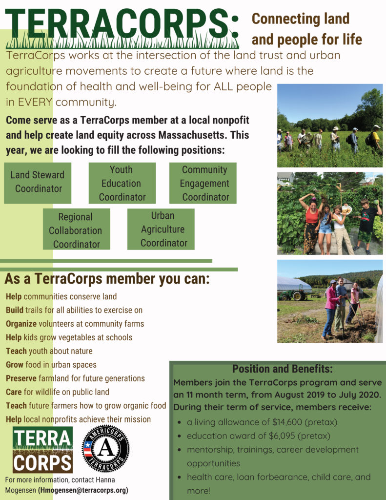 TerraCorp flyer details