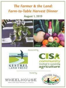 Farmer & the Land Dinner