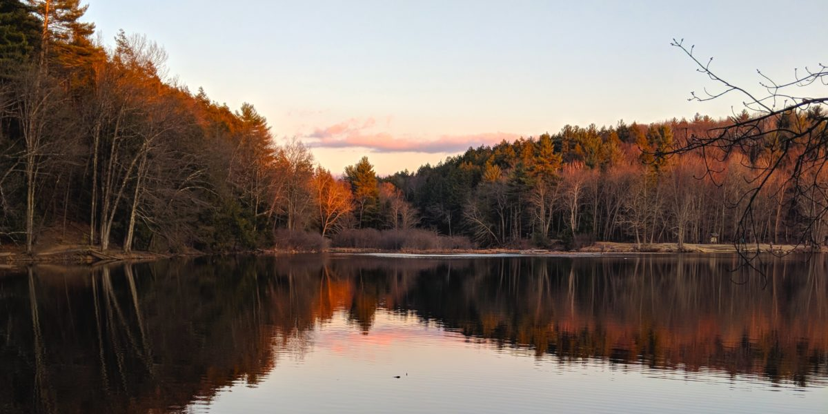 Springtime And Sunsets: A Reflection On The Changing Climate