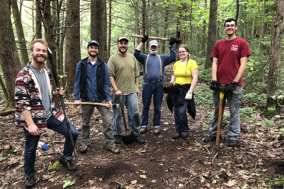 Trail Crew Volunteers