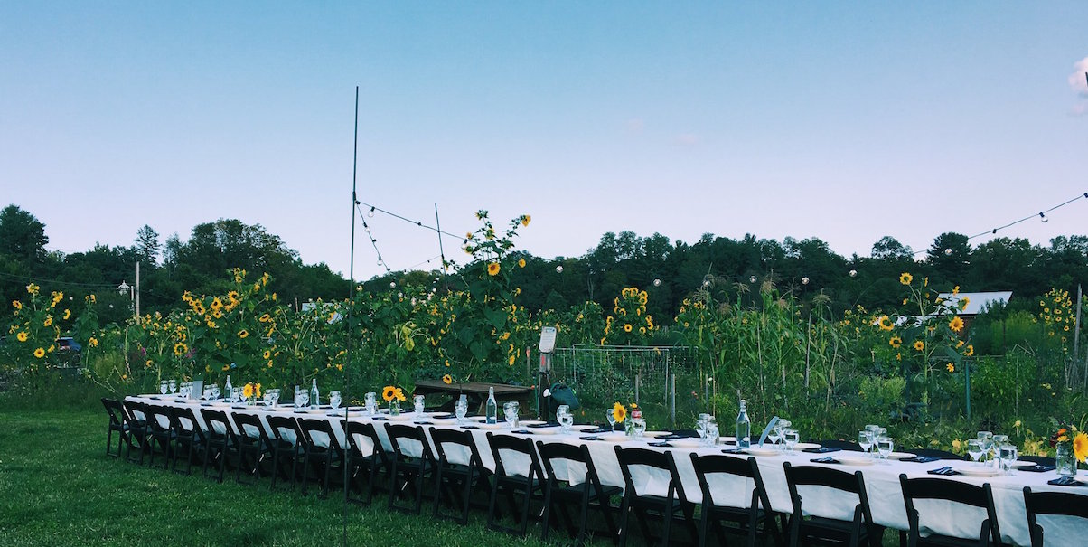 Celebrate The Farmer And The Land: Farm-to-Table Dinner On August 1