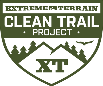 Clean Trail project logo