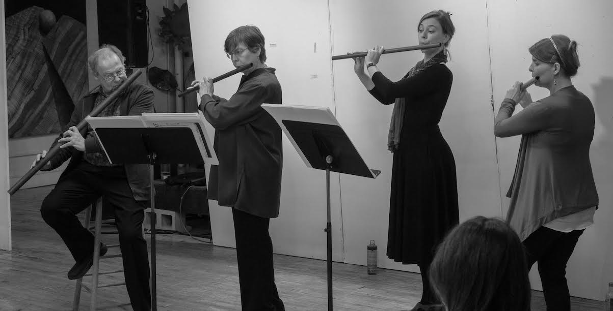Tres Doulx Flute Ensemble