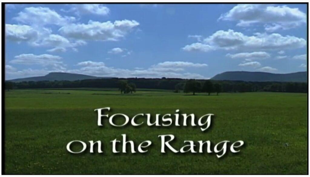 Focusing on the Range video