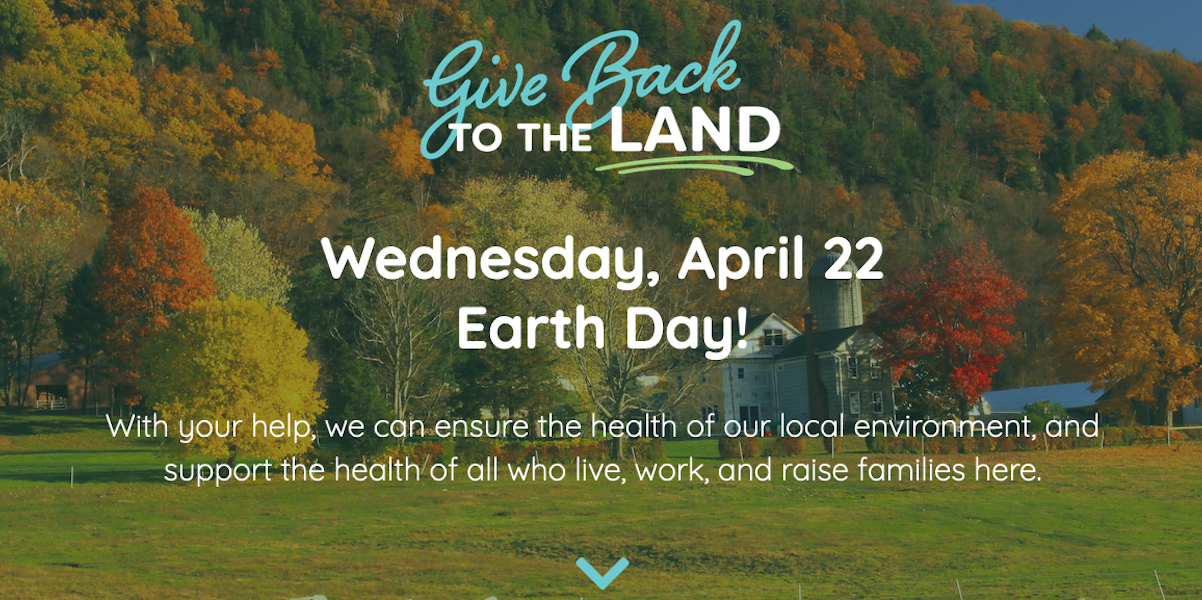 """MA Land Trusts Inaugurate """"Give Back To The Land"""" Day"""