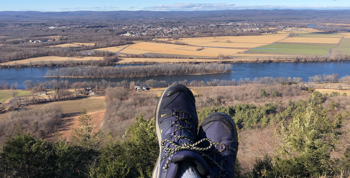 Feet At MHR Summit View
