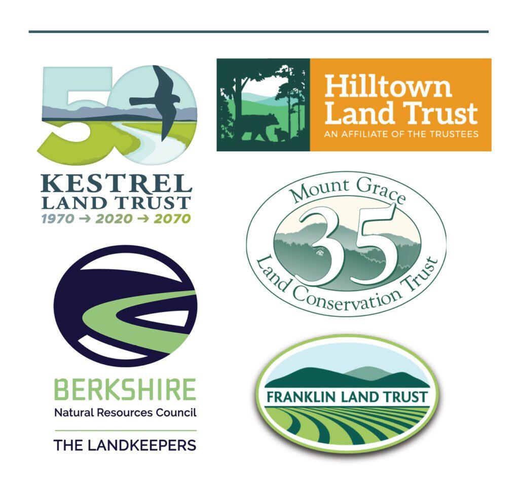 Land Trust logos