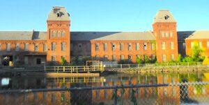 Holyoke Canal summer